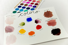 Lesson 4 - Tips to Understand How Color Works with Watercolor Painting