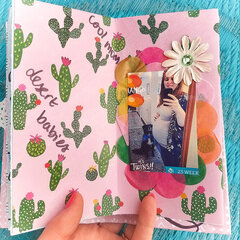 Baby Shower Gift Mini album!