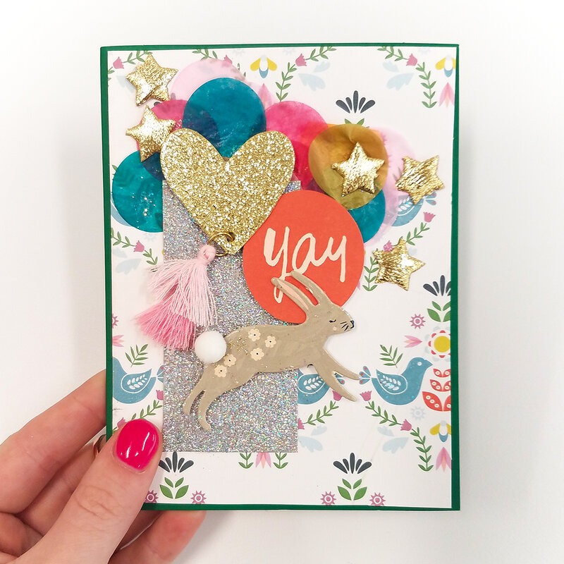 Another YAY Card!