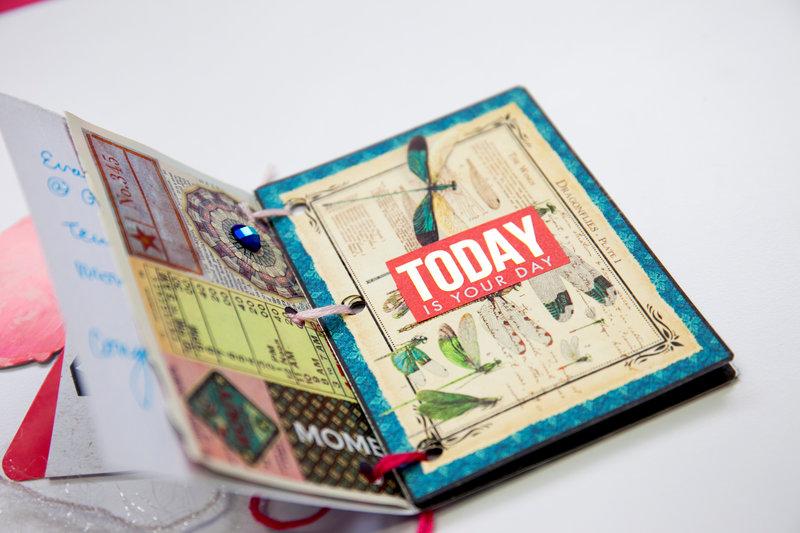 Multi-Page Mini Card!