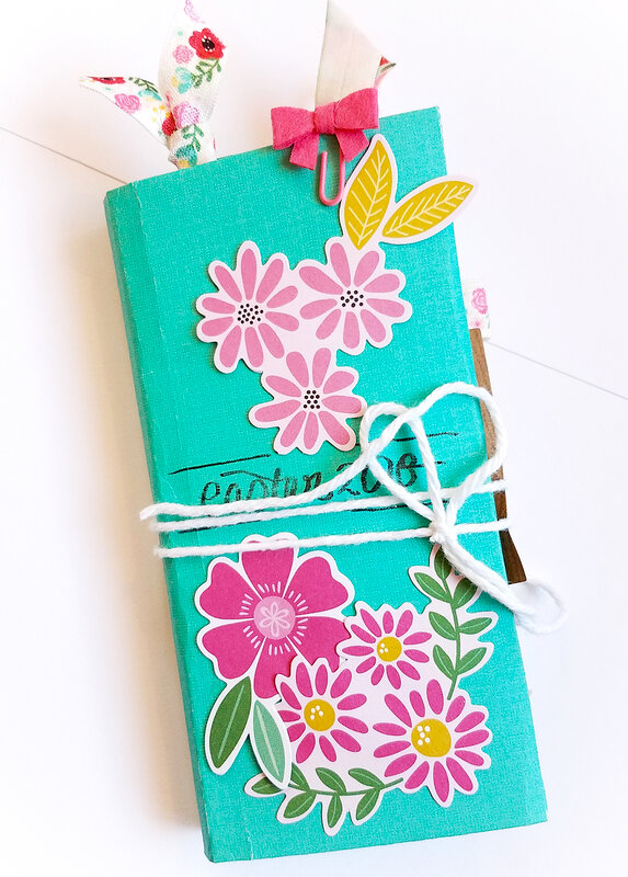 Easter Paper Folding Mini-Album