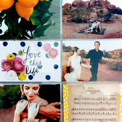 Desert Fun Engagement Layout