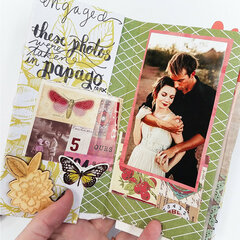 Mini Album for Engagement Photo Session!