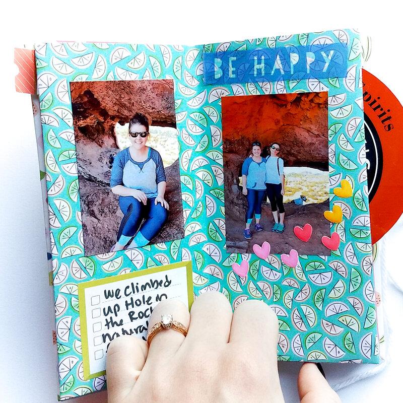 BFF Arizona Mini-Album