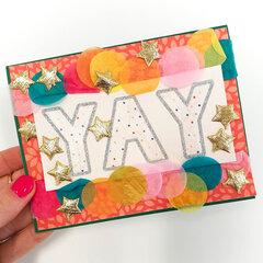 YAY Card!