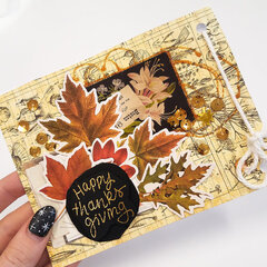 Thanksgiving Card | Freestyle Pen