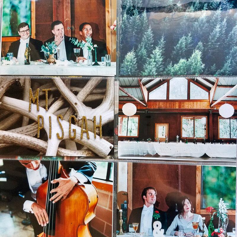 Wedding Layout