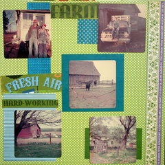 Farm Fresh Air -- Seventies memories