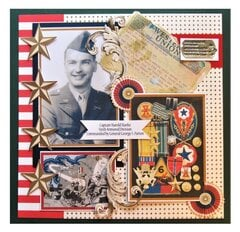 Memory Page: Dad WWII