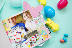 Easter Through the Years Mini Album