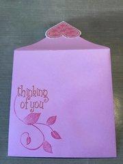 Thinking of You - Envelope