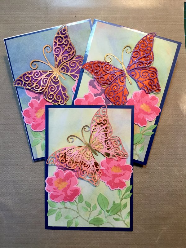 Butterflies for Easter