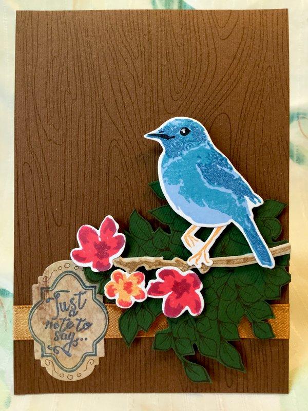 Bluebird Note