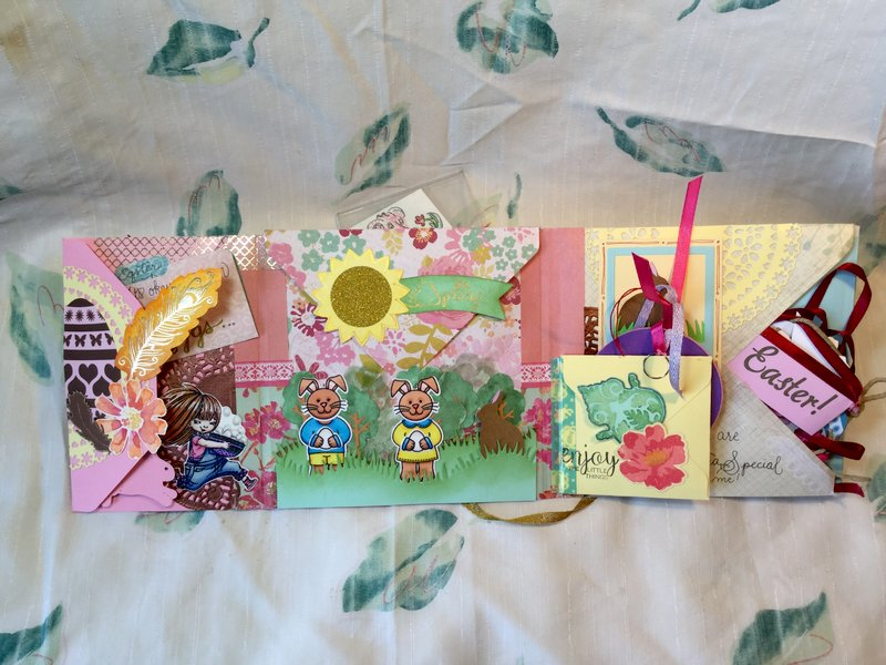Easter 2017 Happy Mail