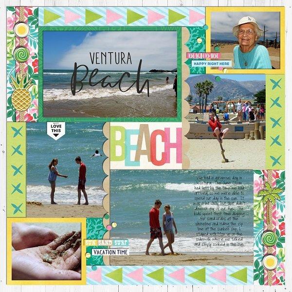 Ventura Beach