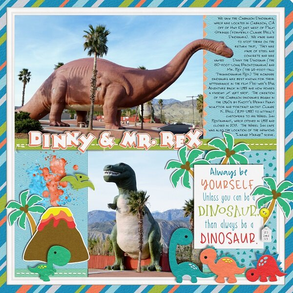 Dinny & Mr. Rex