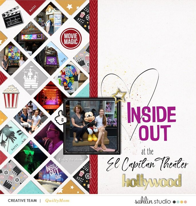 Inside Out at the El Capitan Theater