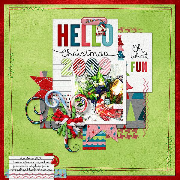 Hello Christmas!