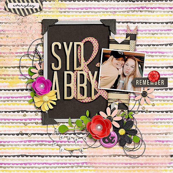Syd & Abby