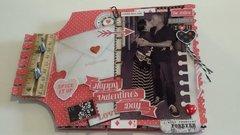 Valentines days mini album