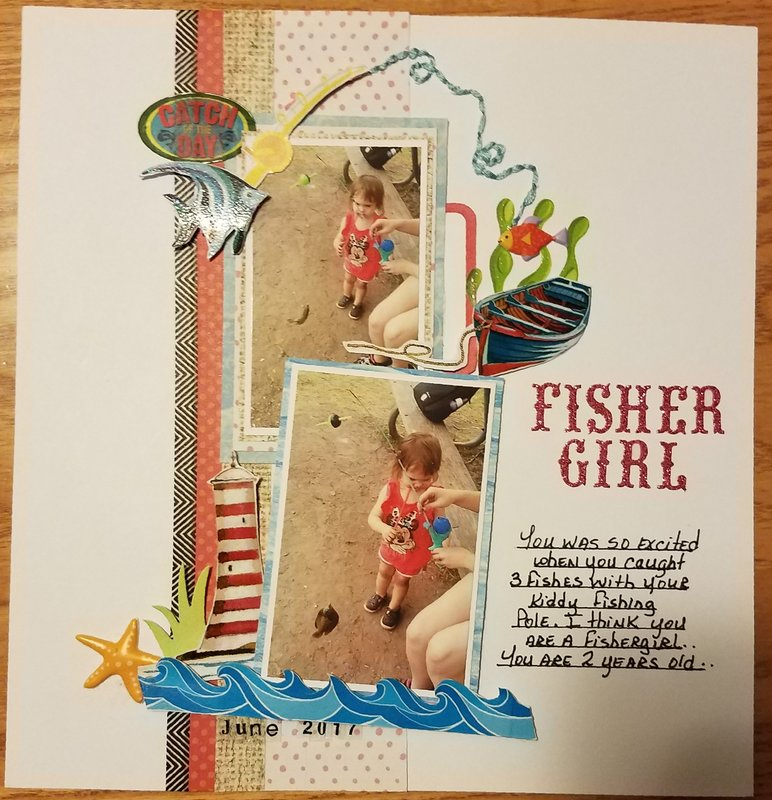 Fisher Girl