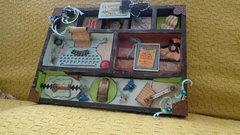 Altered tray