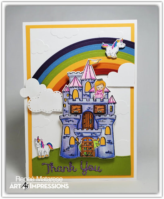 Castle Cubby Thank You
