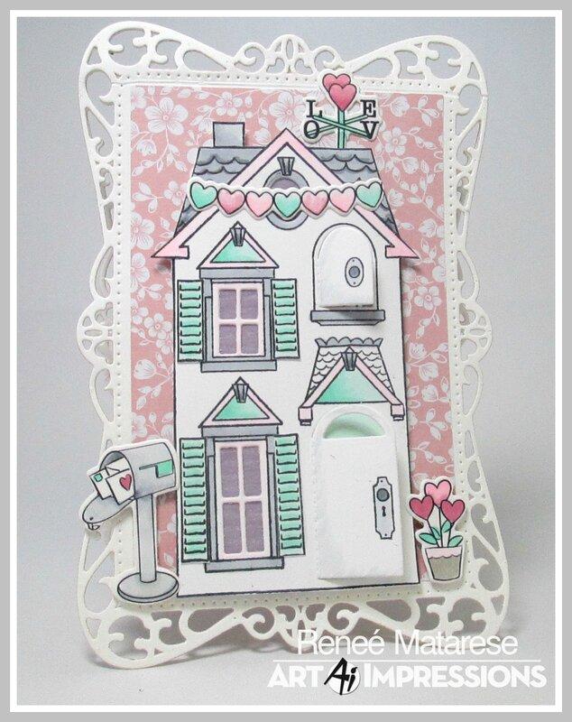 Valentine Holiday Mansion