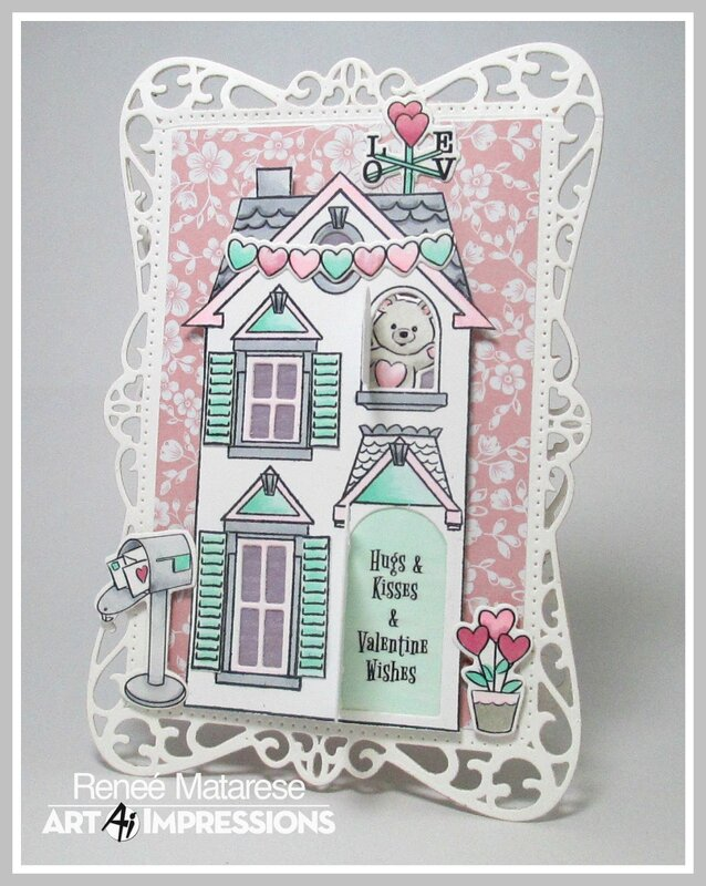 Valentine Holiday Mansion (doors open)