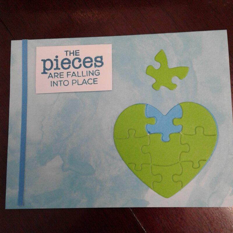Pastor Patti's card