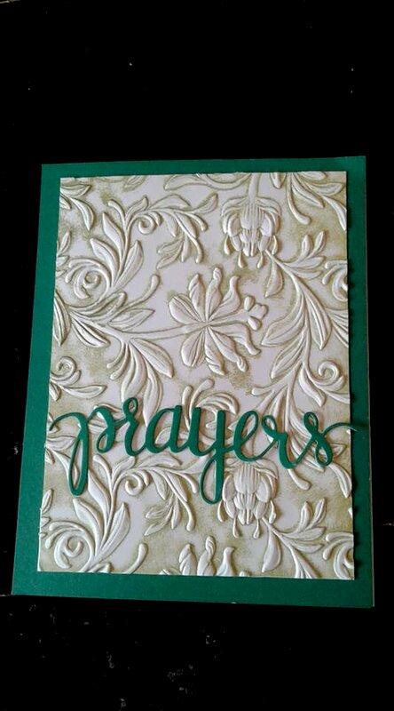 Antique card