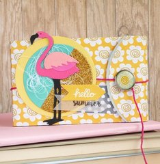 Hello Summer - Pocket Mini Album with Flamingo