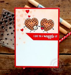 Sunny Studio Breakfast Puns Card by Vanessa Menhorn
