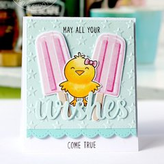 Sunny Studio Stamps Perfect Popsicles Card by Karin Åkesdotter