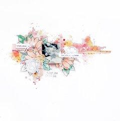 I Simply Adore You by Cristina