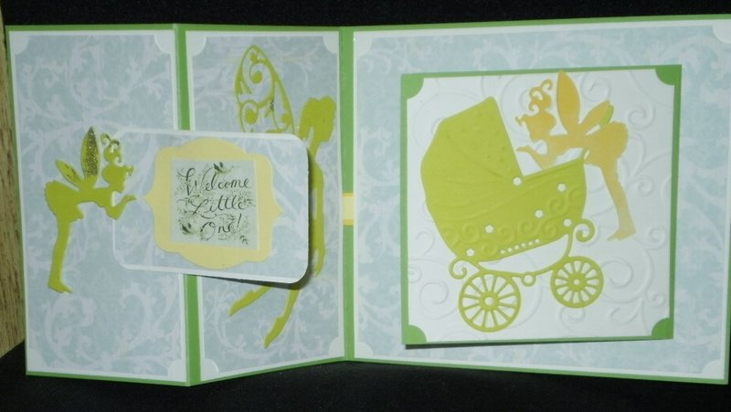 Baby Fairy Carriage