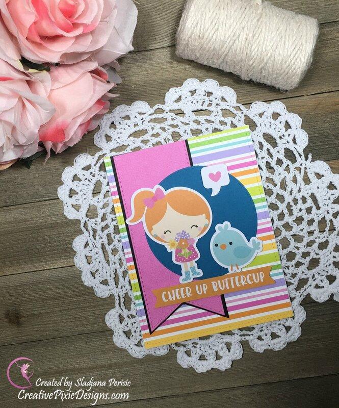Doodlebug Designs Simply Spring Collection