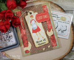 Carta Bella Country Kitchen Card