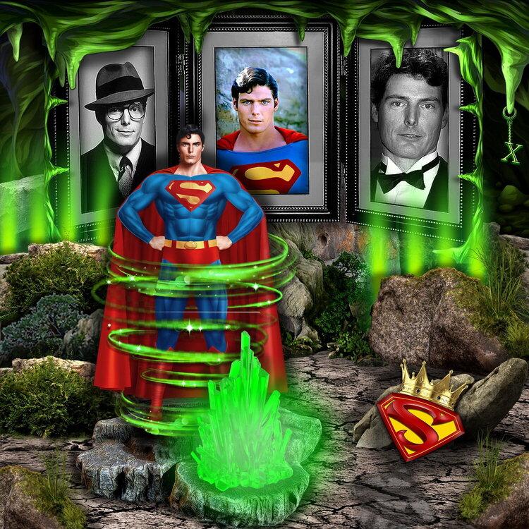 Kryptonite Superman