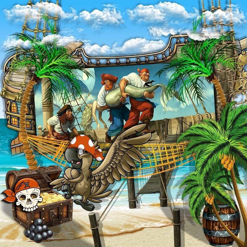 Pirate's Big Catch