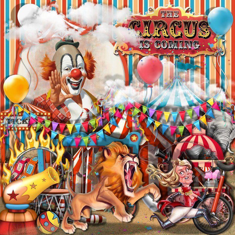 The Circus Is Coming