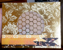 Honey Bee Card #1