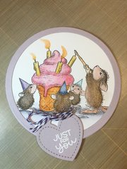 Have a Mice Birthday