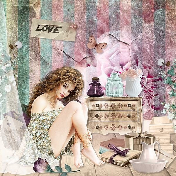 Fairy Shabby Love