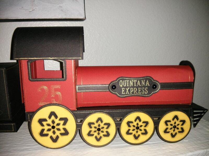 Train - 3D