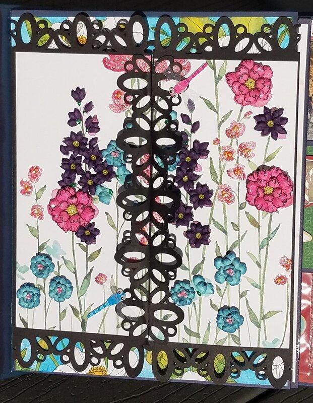 Wildflower Saloon Doors