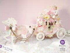 Prima Dulce Princess Carriage