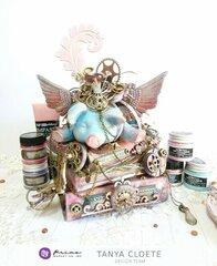 Prima / Finnabair Little Piggy's Treasure Box