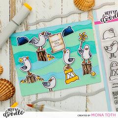 Hey Gull | Heffy Doodle