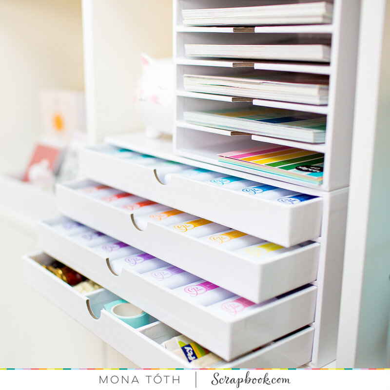 craftroom storage ideas